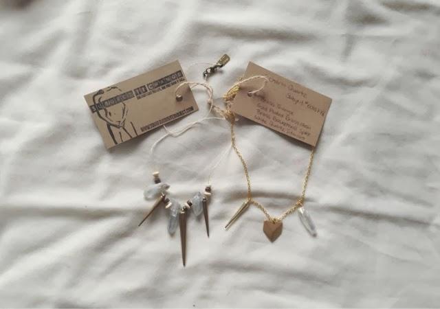 Sammi Jackson - Subject II Change Necklaces