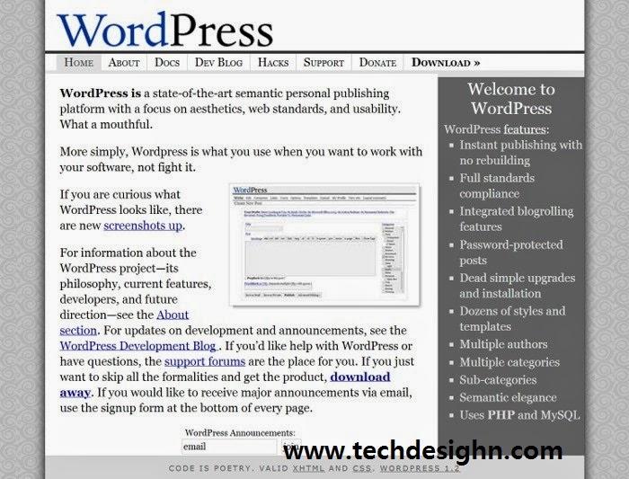 wordpress donate site