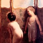 Abans del bany - P. Peel