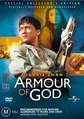 Đi Tìm Bảo Kiếm - Armour of god Season 1