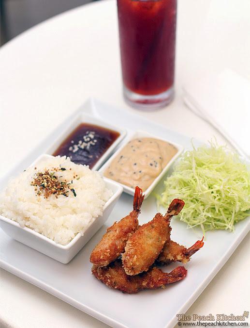 King katsu Shrimp Pork balls | www.thepeachkitchen.com