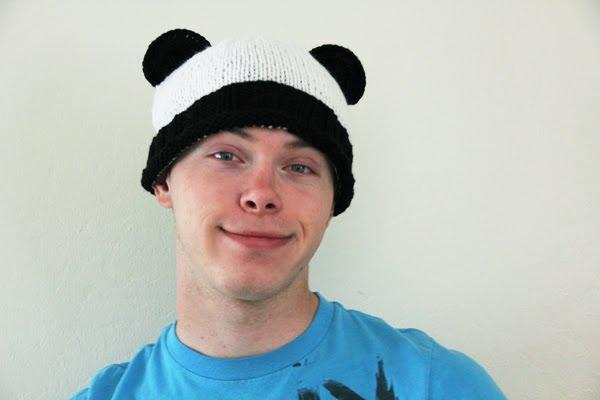 Panda Hat Bear Ears