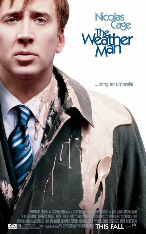 Poster Of The Weather Man (2005) Full Movie Hindi Dubbed Free Download Watch Online At Alldownloads4u.Com