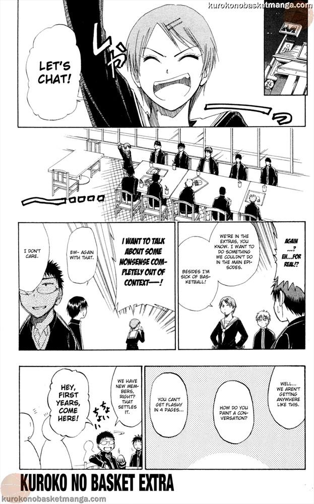 Kuroko no Basket Manga Chapter 61 - Image 21