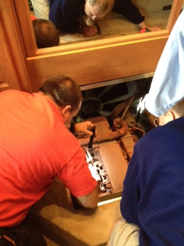 Southern124's RV Adventures: Fault code 2555