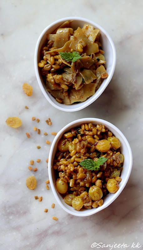 Recipes | Traditional Rajasthani Cooking with Fenugreek and Chickpea Flour