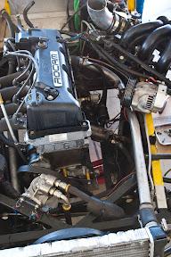 Story of racing - break it, tear it apart, fix it, put back together