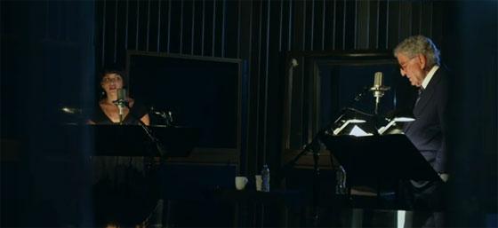 """Ternura em forma de dueto: assista a Norah Jones e Tony Bennett juntos em """"Speak Low"""""""