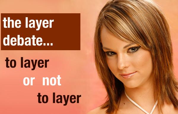 Bluendi: Medium Length Layered Hairstyle Pictures