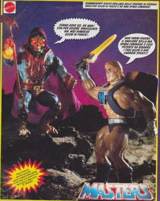 masters of the universe più