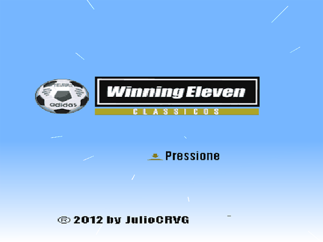 [DOWNLOAD] → Winning Eleven Clássicos by JulioCRVG 1