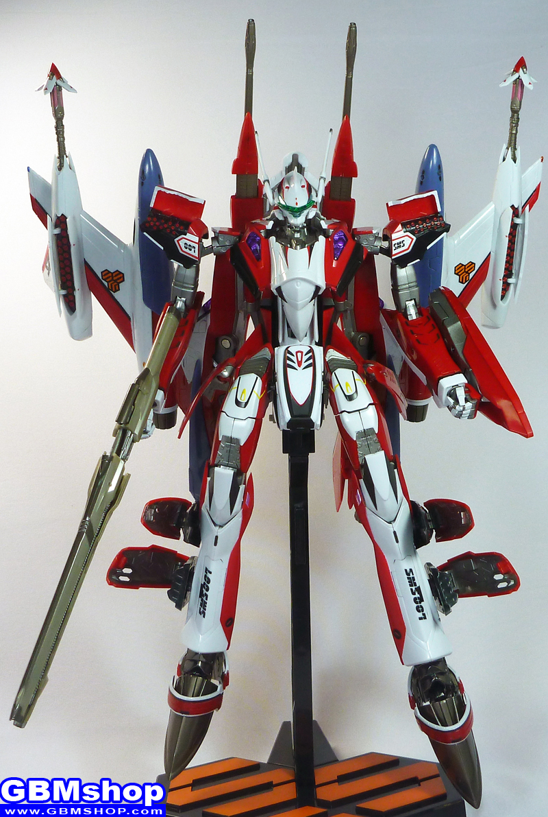 Macross Frontier YF-29 Super Durandal Battroid Mode