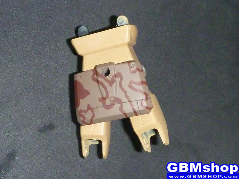 making โมจีน 1/144 RGM-79[G] GM Sniper