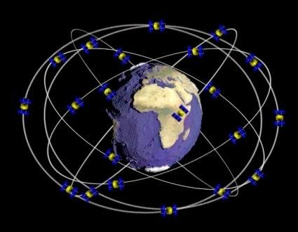 Costellazione Satelliti GPS