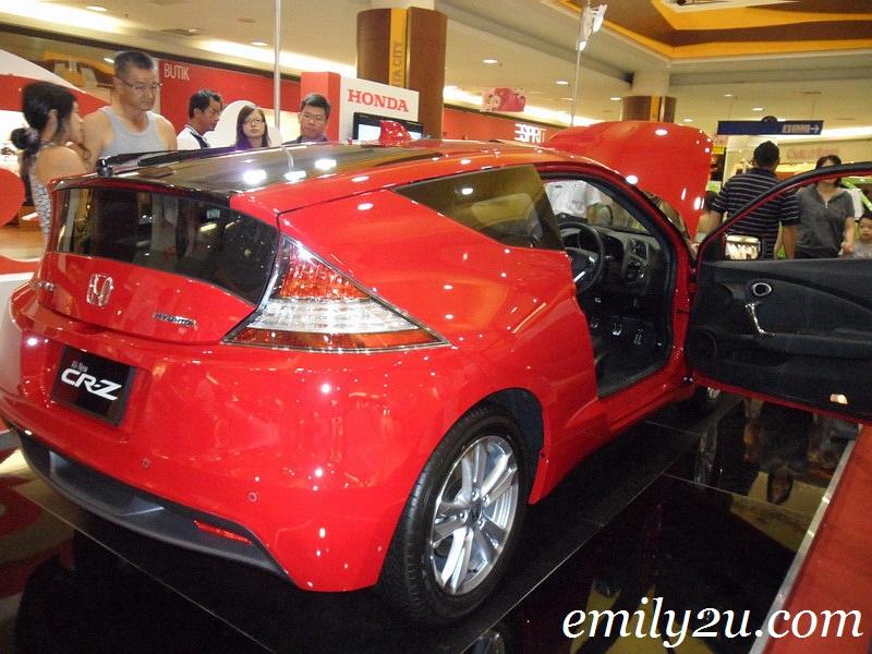 Honda Hybrid Family Roadshow