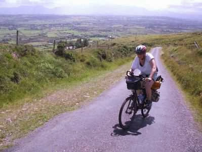 Miri am Pass zwischen Castlemaine und Tralee