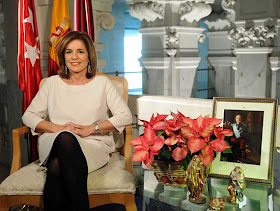 Mensaje de Navidad 2012 de la Alcaldesa Madrid
