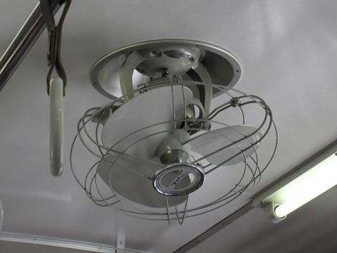 JR北海道 711-210 国鉄扇風機
