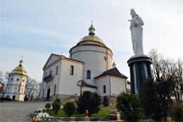 Goshiv monastery on Yasna Mountain