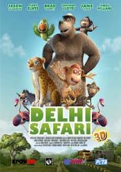 Delhi Safari - Cuộc hành trình chú báo đốm
