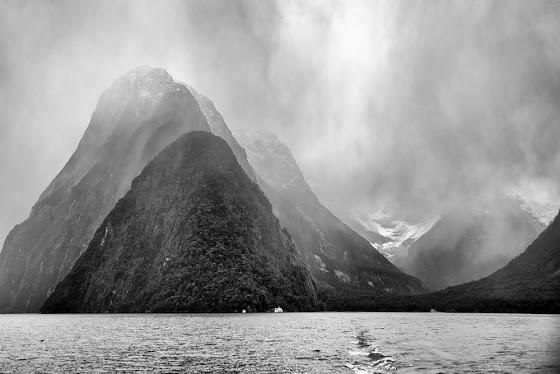 Milford Sounds - Nueva Zelanda