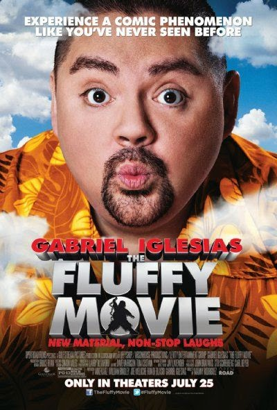 Poster Of English Movie The Fluffy Movie: Unity Through Laughter (2014) Free Download Full New Hollywood Movie Watch Online At Alldownloads4u.Com