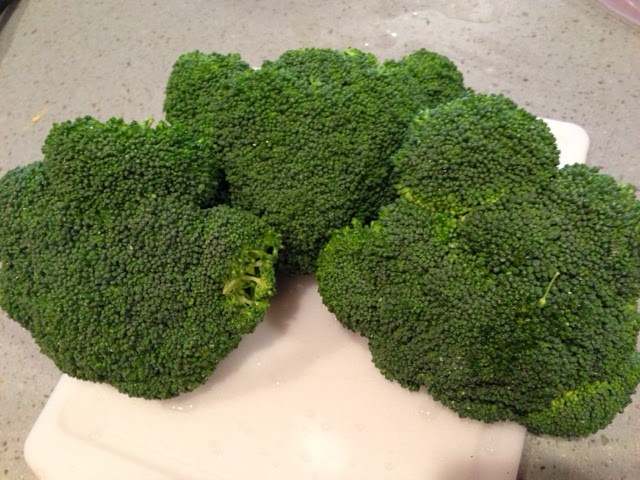 how to cook brocolli in the microwave