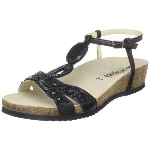d08ae55ed2 CLICK HERE!!! Mephisto Women's Bonny Slingback Sandal,Black Calf,9 M ...