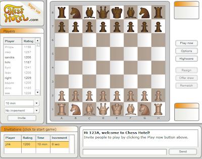 西洋棋網路對戰版