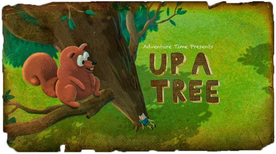 Encima da Árvore