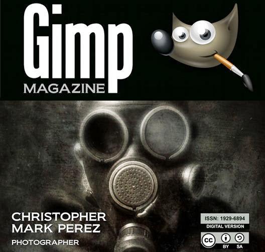 Revistas. Publicado el número 4 de GIMP Magazine