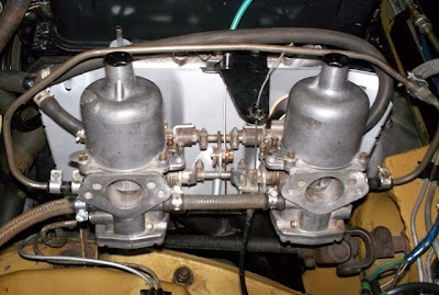 Carb Overflow - Thought we had it licked : MGB & GT Forum