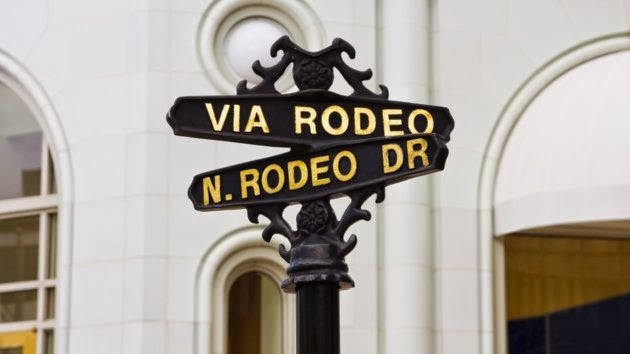 Los Angeles: Rodeo Drive y Beverly Hills