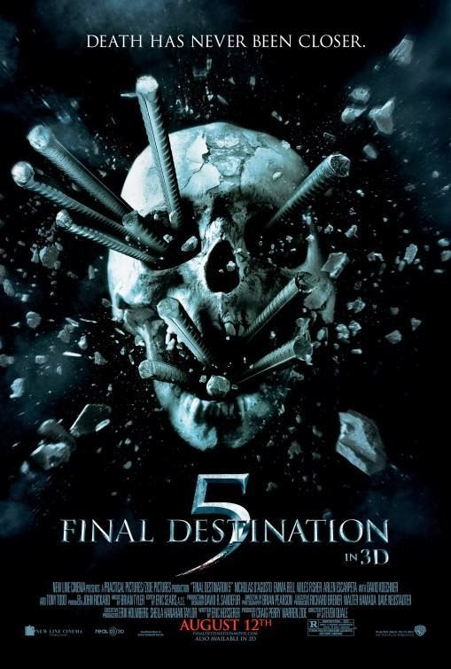 Poster Of Final Destination 5 (2011) Full Movie Hindi Dubbed Free Download Watch Online At Alldownloads4u.Com
