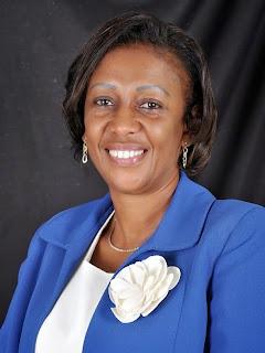 Me Rose Tumba Kaja, élue bâtonnière du barreau de Lubumbashi dimanche 19 octobre 2014. Ph Radio Okapi/Jean Ngandu