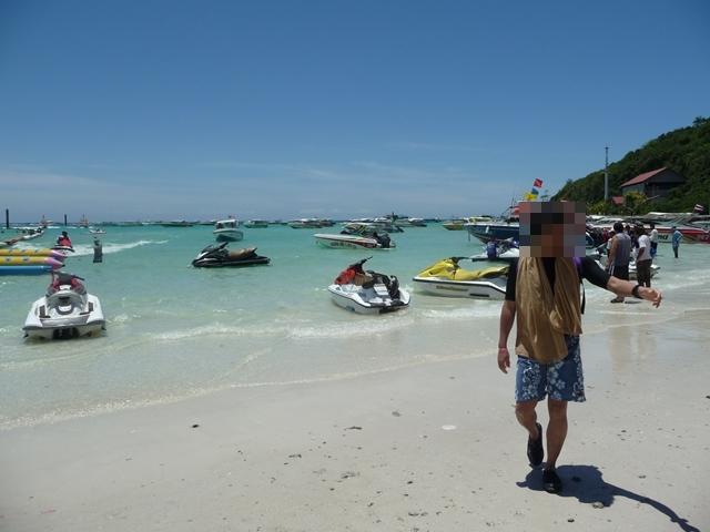 ターウェンビーチ - ビーチの様子(2)