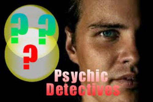 Psychic Crime Detectives The Truth