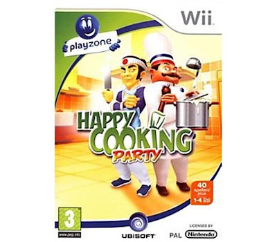 Kookspelletje Happy Cooking Party voor Wii