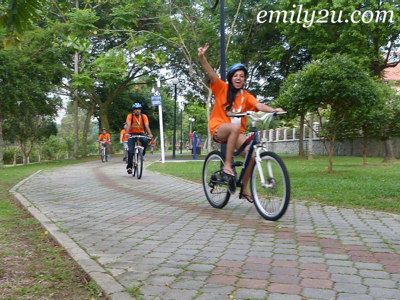 Cuti Cuti 1 Malaysia Bike Ride