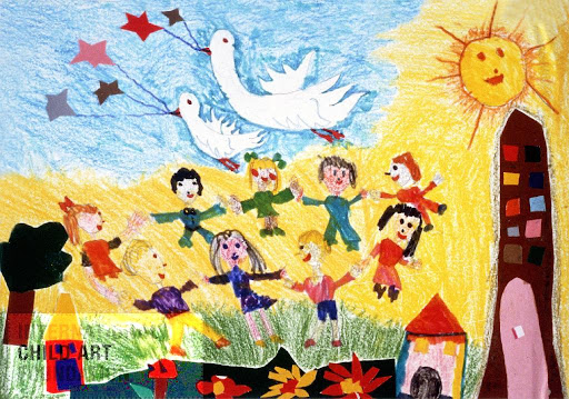 inaea international child art foundation washington dc