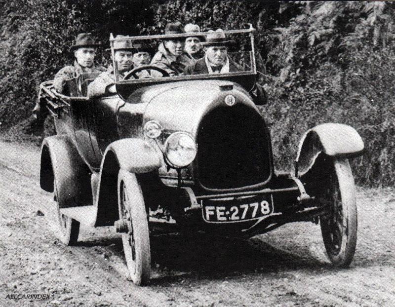 Car N Go >> Ruston-Hornsby (United Kingdom)