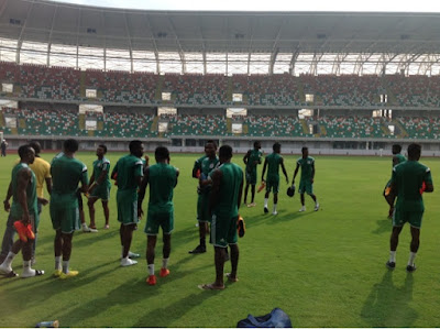 Super Eagles To Play Bolivia In Uyo On March 26