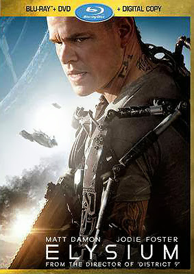 Filme Poster Elysium BRRip XviD & RMVB Legendado