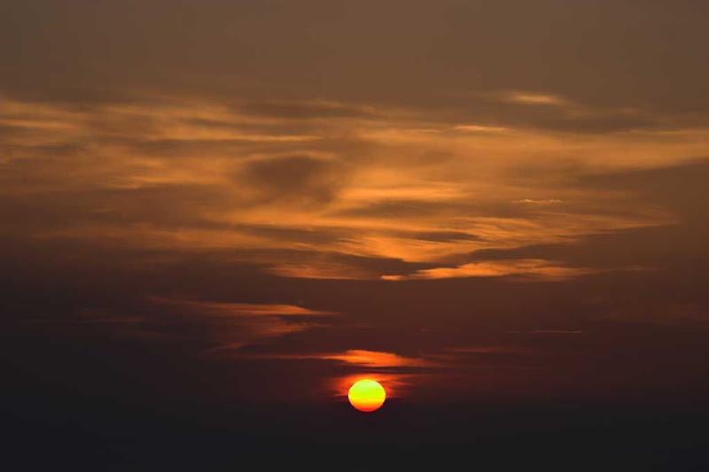 Puesta de sol desde Cabo Formentor