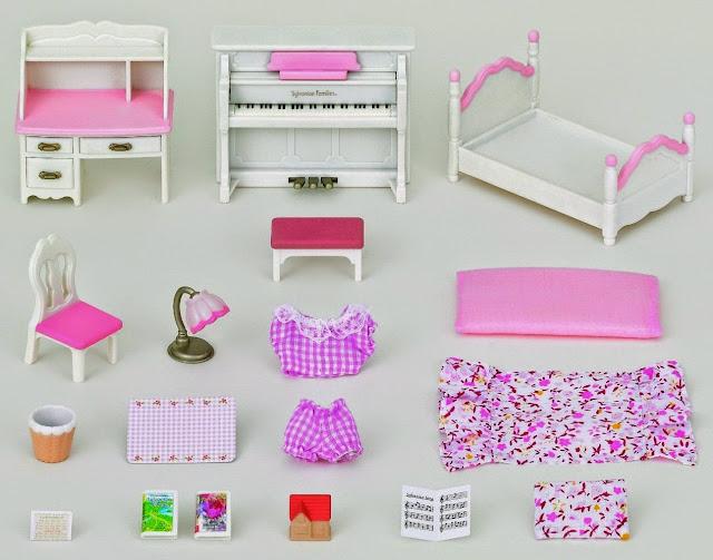 Các vật dụng vô cùng đáng yêu của căn phòng ngủ cho bé
