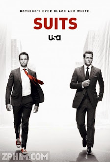 Luật Sư Tay Chơi 2 - Suits Season 2 (2012) Poster