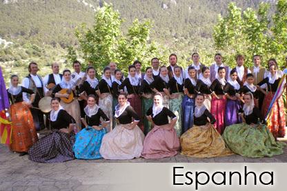 """ESPANHA - """"AIRES D'ANDRATX Agrupació Folklòrica"""""""