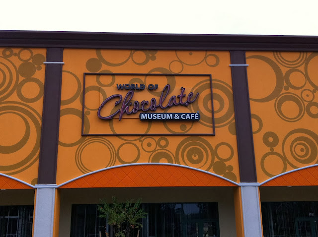 10 Amazing Chocolate Museums Around the World: World of Chocolate Museum and Café, Orlando
