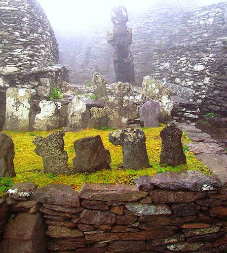 skellig michael viaje a misterioso monasterio