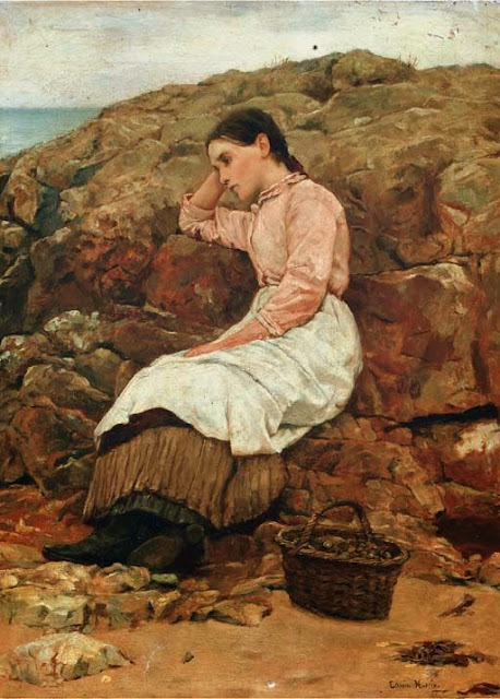 Edwin Harris - Quiet contemplation